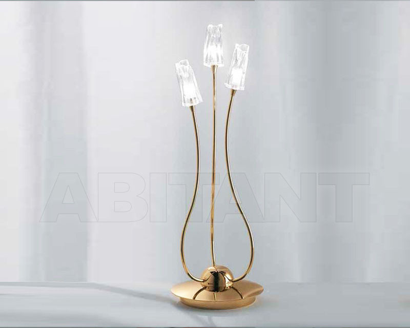 Купить Лампа настольная DEL-ICE Luci Italiane (Evi Style, Morosini) Traditional ES800/L3C02B04