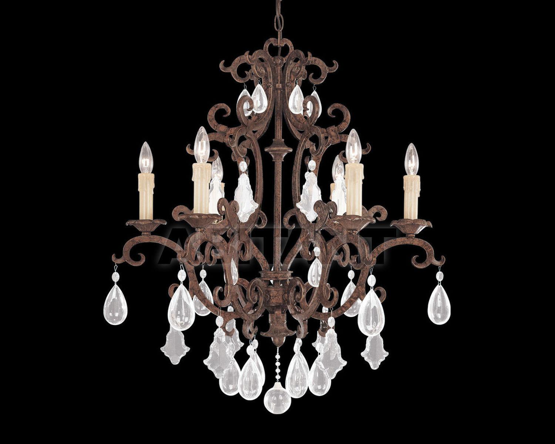 Купить Люстра Savoy House Europe  Forged Iron 1-1402-6-56