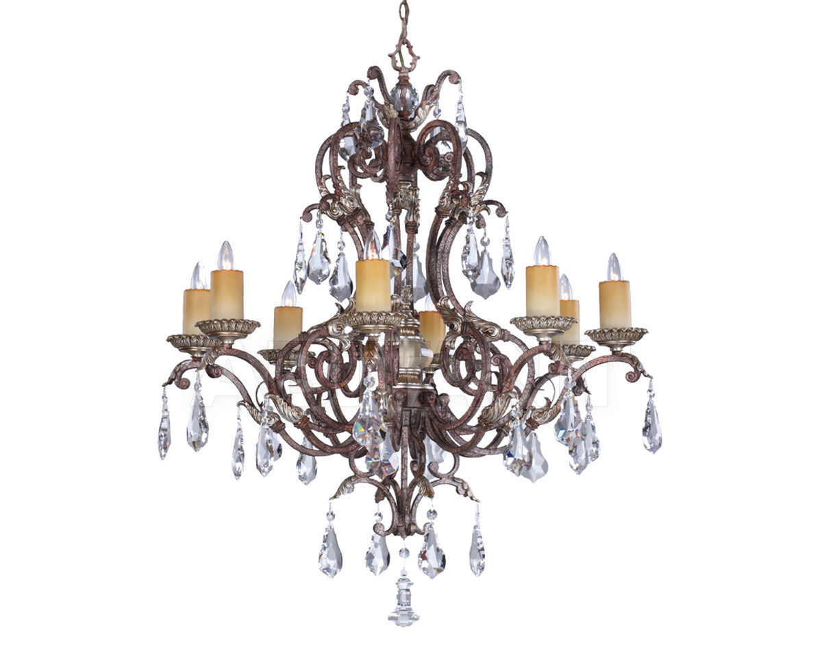 Купить Люстра Savoy House Europe  Viena SE-1-0495-8-MC