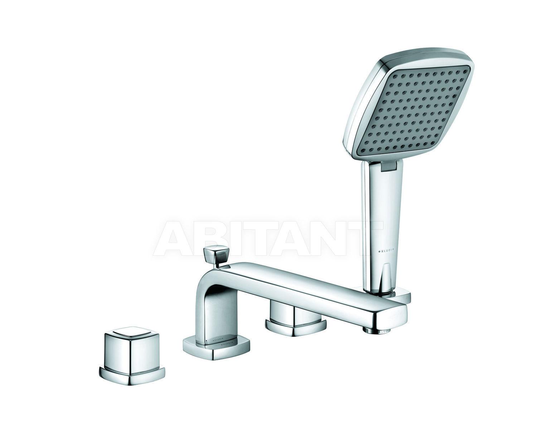 Купить Смеситель для ванны Kludi Q-beo 504240542