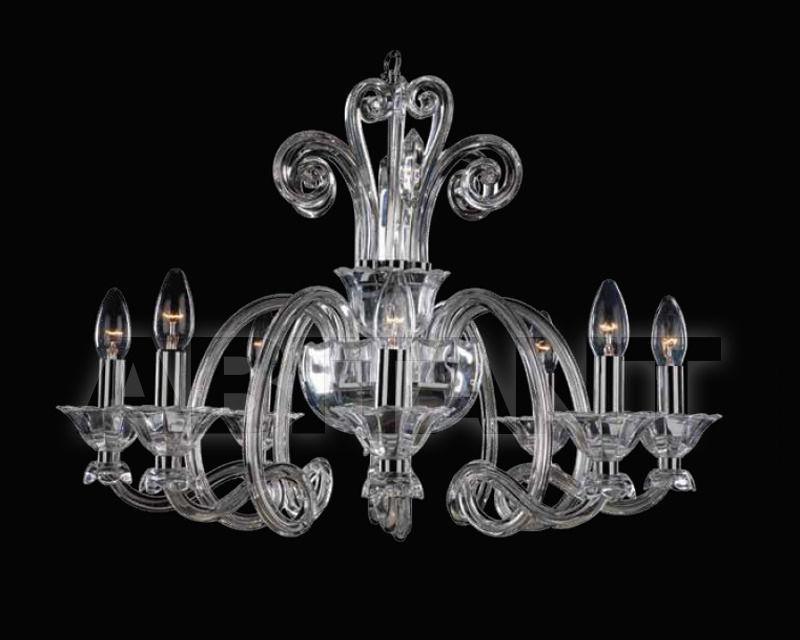 Купить Люстра DALI Iris Cristal Luxus 650164 8