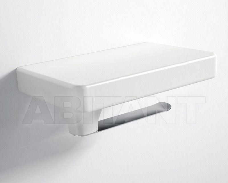 Купить Держатель для туалетной бумаги Hidra Ceramica S.r.l. Piano PI 05