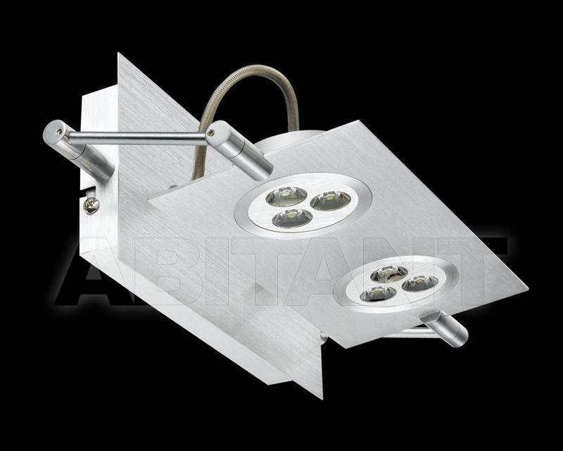 Купить Светильник-спот Switch Made International  Indoor INT05017 ADAM II 2x(3x1W)