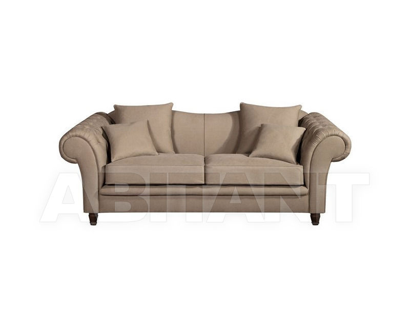 Купить Диван Home Spirit Gold CESAR 2,5 seat sofa