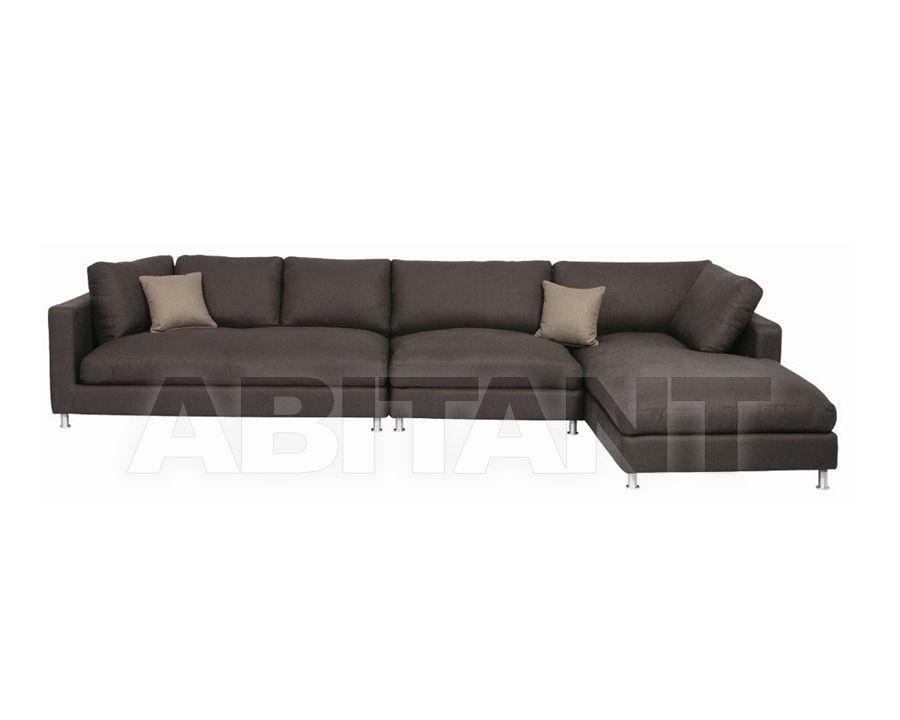 Купить Диван Home Spirit Gold LODGE L/R 2,5 seat arm sofa + L/R arm long chair + Armless chair