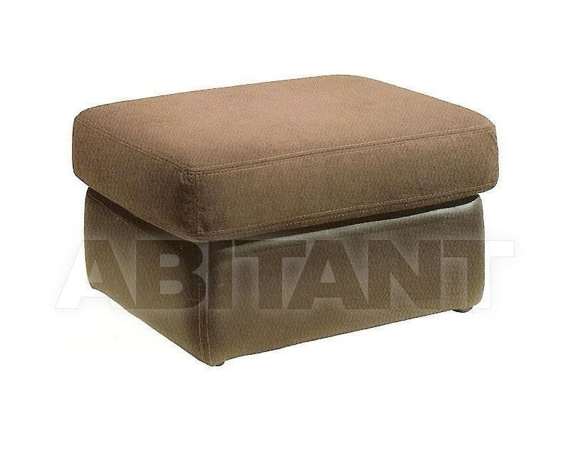Купить Пуф Home Spirit Gold NABEUL Footstool
