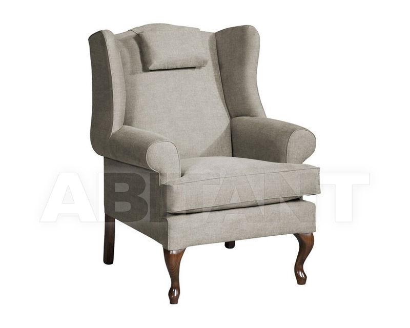 Купить Кресло Home Spirit Gold QUEEN ANN Armchair