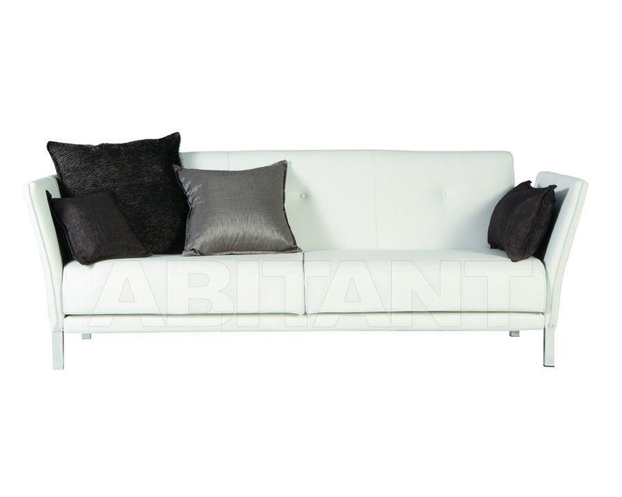Купить Диван Home Spirit Platinum ALCOVA Canapé 3 places