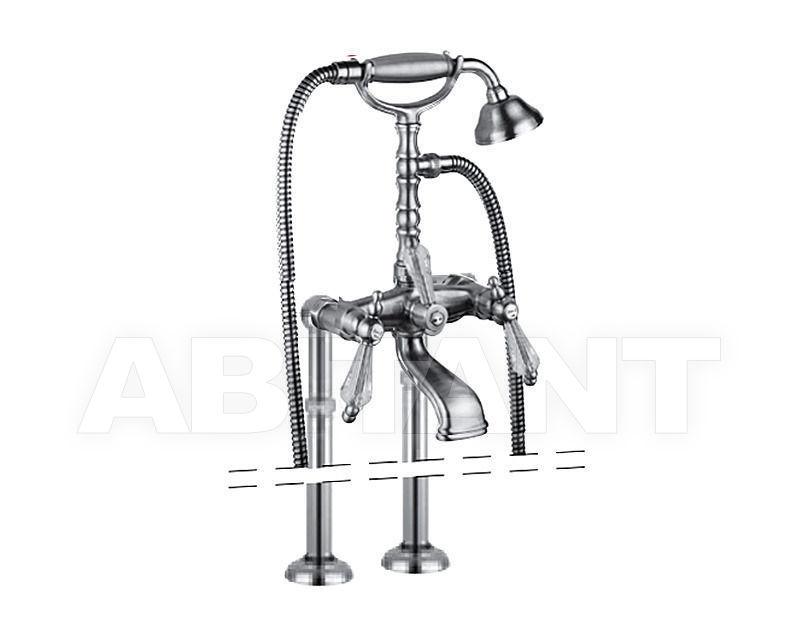 Купить Смеситель для ванны Giulini Praga Crystal 7500CT/S