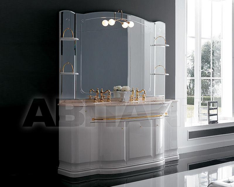 Купить Композиция Eurodesign Bagno Hilton COMP. 6 Bianco/oro
