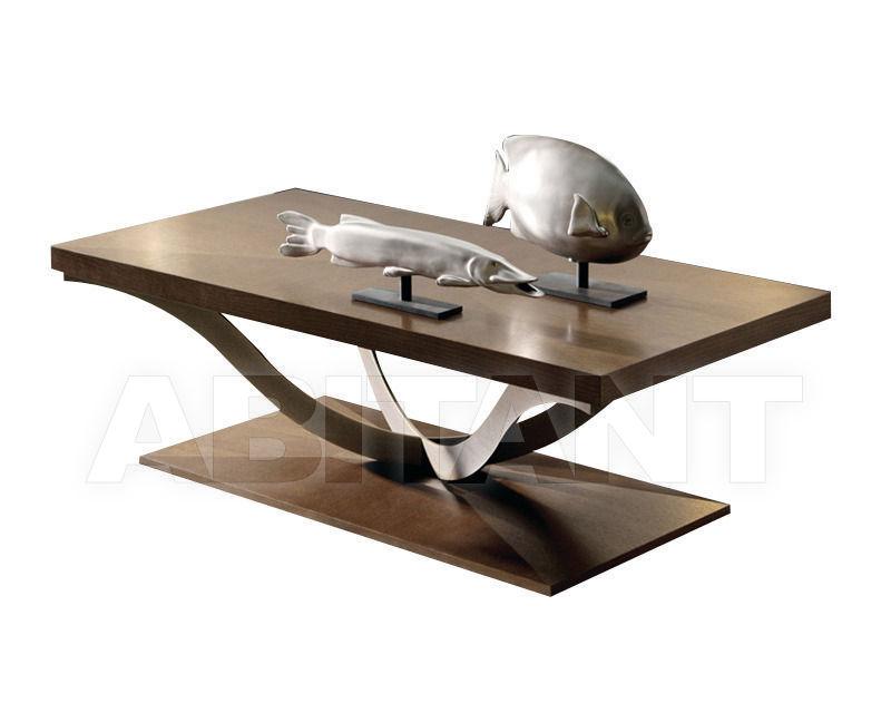 Купить Столик журнальный TESEO Opera Contemporary by Angelo Cappellini Small Tables 45063