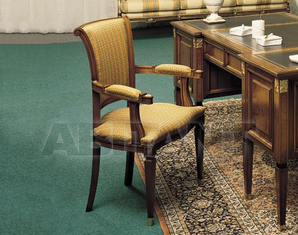 Купить Стул с подлокотниками VOLTAIRE Asnaghi Interiors Office/business Collection 97109