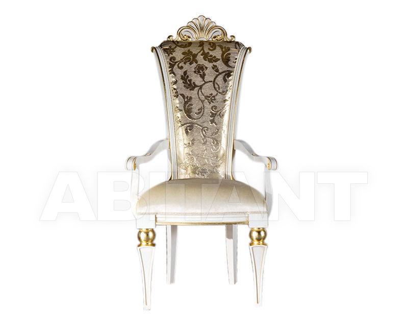 Купить Стул с подлокотниками BS Chairs S.r.l. Leonardo 3318/A