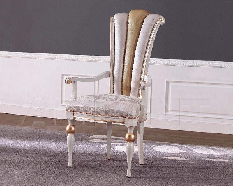 Купить Стул с подлокотниками BS Chairs S.r.l. Leonardo 3296/A