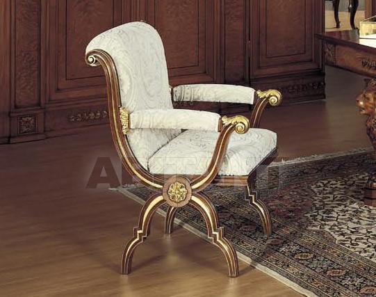 Купить Стул с подлокотниками LION Asnaghi Interiors Office/business Collection AS3409