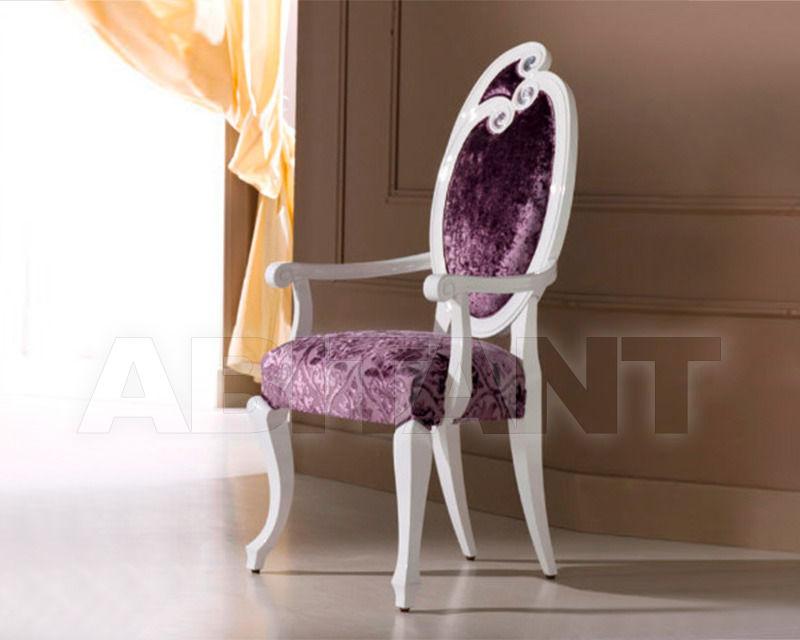Купить Стул с подлокотниками BS Chairs S.r.l. Leonardo 3297/A