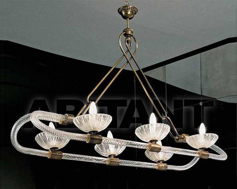 Купить Люстра Arte Veneziana Illuminazione Art Deco' LD160/6