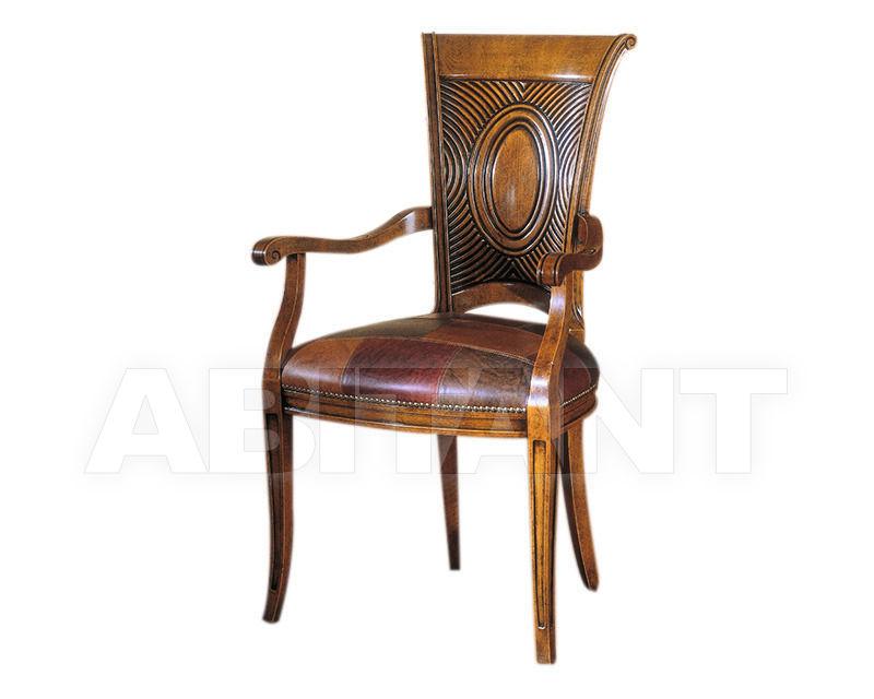 Купить Стул с подлокотниками BS Chairs S.r.l. Raffaello 3156/A
