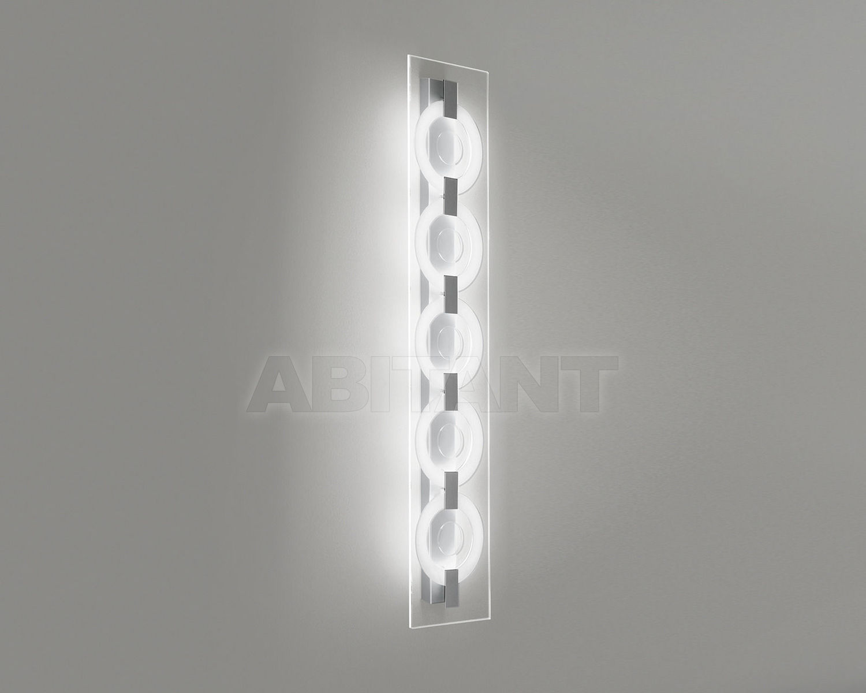 Купить Светильник настенный Sound Leucos Studio 0001683 transperent