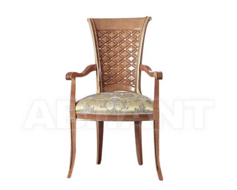 Купить Стул с подлокотниками BS Chairs S.r.l. Raffaello 3122/A 2