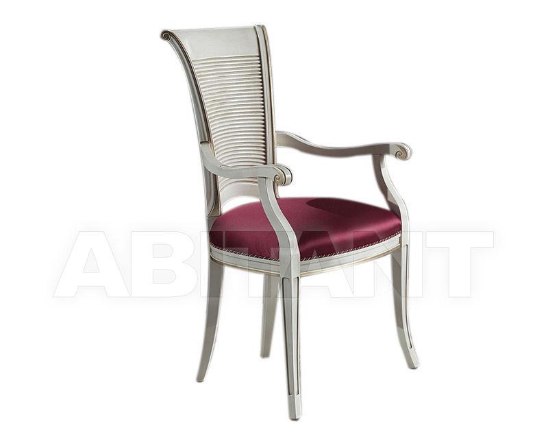 Купить Стул с подлокотниками BS Chairs S.r.l. Raffaello 3121/A