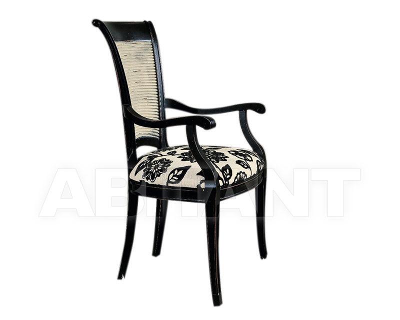 Купить Стул с подлокотниками BS Chairs S.r.l. Raffaello 3121/A 2