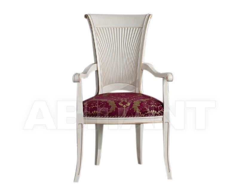 Купить Стул с подлокотниками BS Chairs S.r.l. Raffaello 3147/A 2