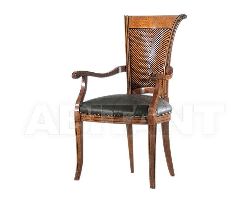 Купить Стул с подлокотниками BS Chairs S.r.l. Raffaello 3148/A