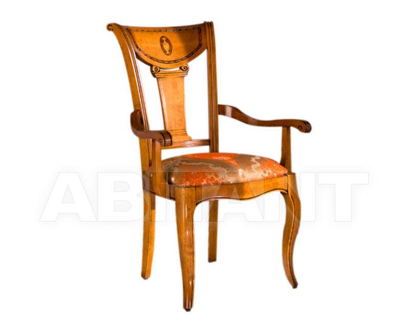 Купить Стул с подлокотниками BS Chairs S.r.l. Botticelli 3308/A