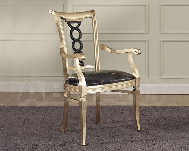 Купить Стул с подлокотниками BS Chairs S.r.l. Botticelli 3054/A 2