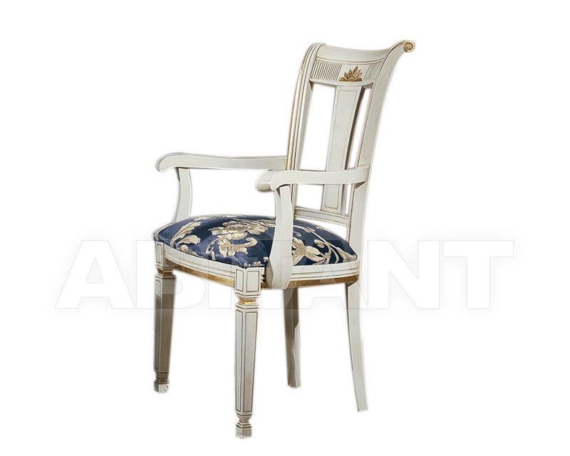 Купить Стул с подлокотниками Bello Sedie Botticelli 3038/A