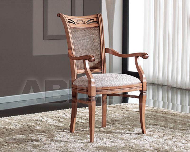 Купить Стул с подлокотниками BS Chairs S.r.l. Botticelli 3342/A