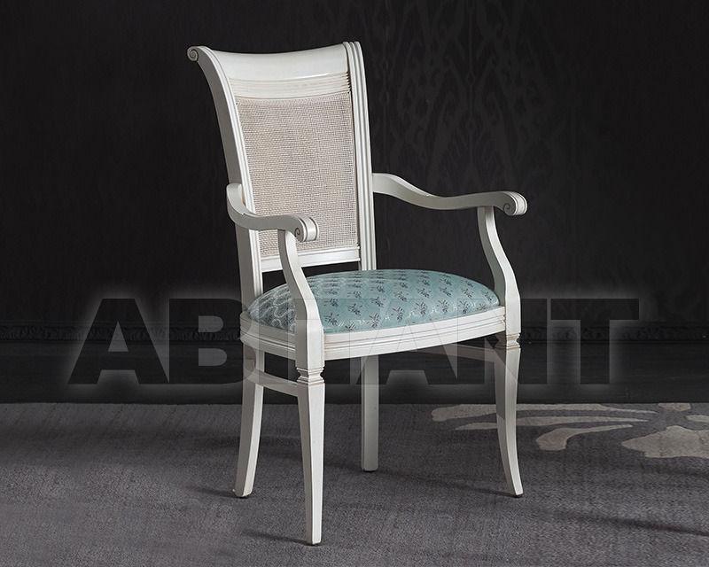 Купить Стул с подлокотниками BS Chairs S.r.l. Botticelli 3336/A