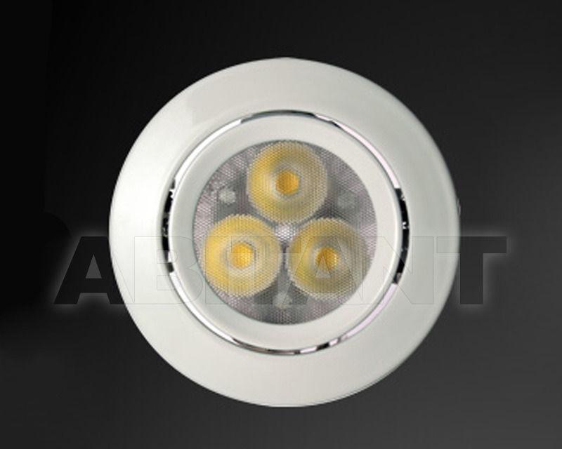 Купить Встраиваемый светильник ST85 R Pura Luce   Incasso 31341