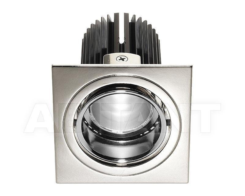 Купить Встраиваемый светильник STA85 Q Pura Luce   Incasso 31329