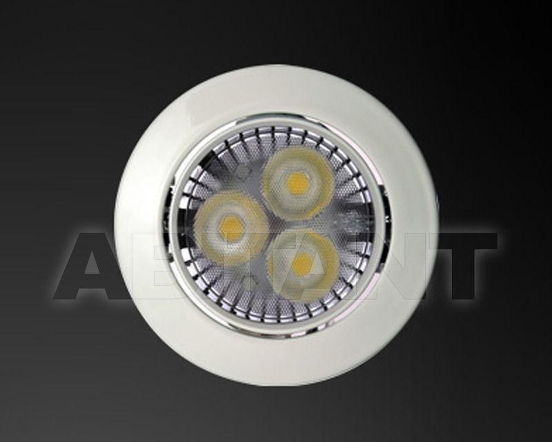Купить Встраиваемый светильник STA85 R Pura Luce   Incasso 31341 1