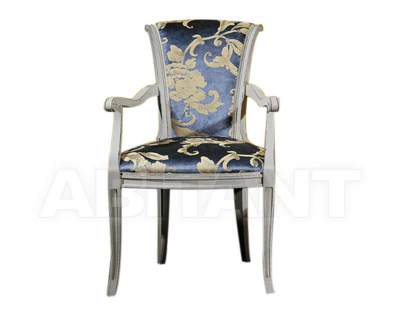 Купить Стул с подлокотниками BS Chairs S.r.l. Tiziano 3063/A