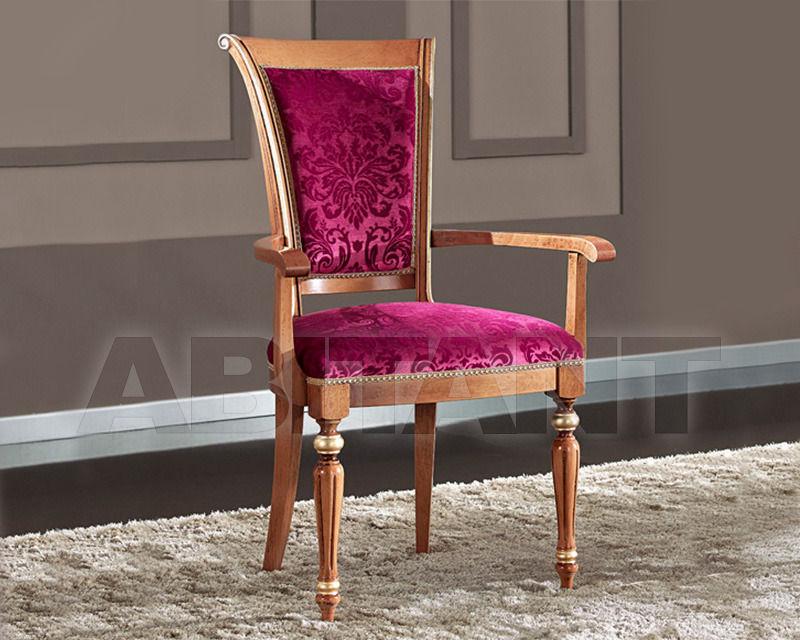 Купить Стул с подлокотниками BS Chairs S.r.l. Tiziano 3085/A
