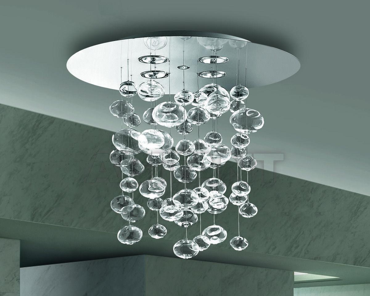 Купить Люстра Leucos Modo 0002279 crystal
