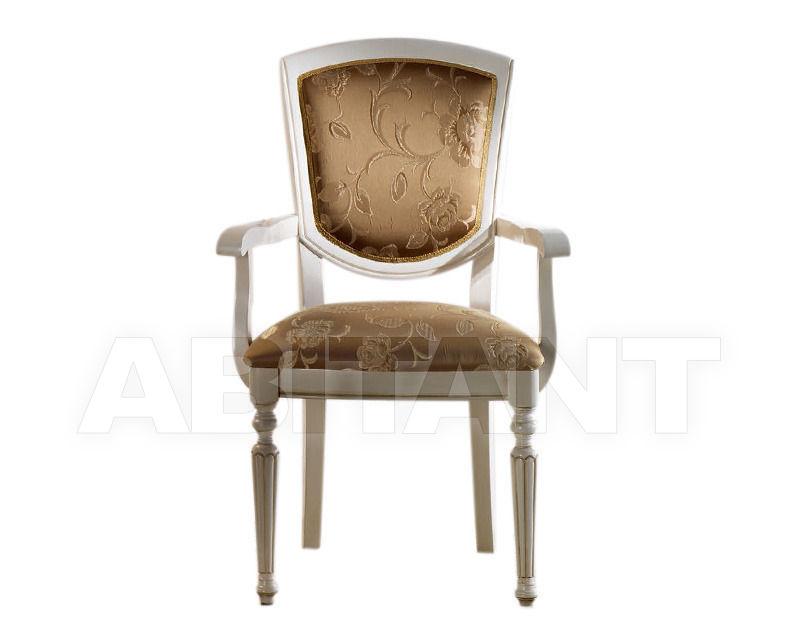Купить Стул с подлокотниками BS Chairs S.r.l. Tiziano 3304/A