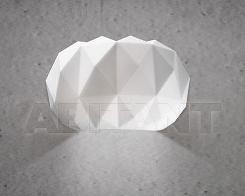 Купить Бра deluxe 35p Leucos Idea 0002509 white
