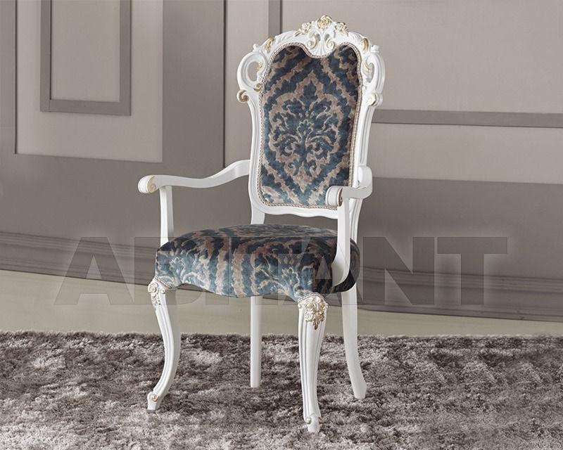 Купить Стул с подлокотниками BS Chairs S.r.l. Tiziano 3294/A