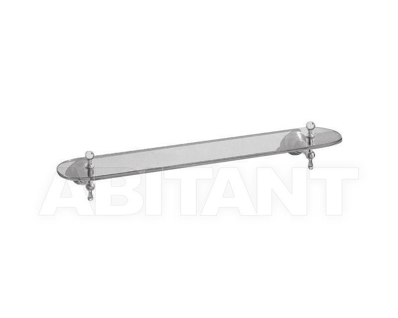 Купить Полка для ванной Giulini Ibisco Crystal RG1109/S