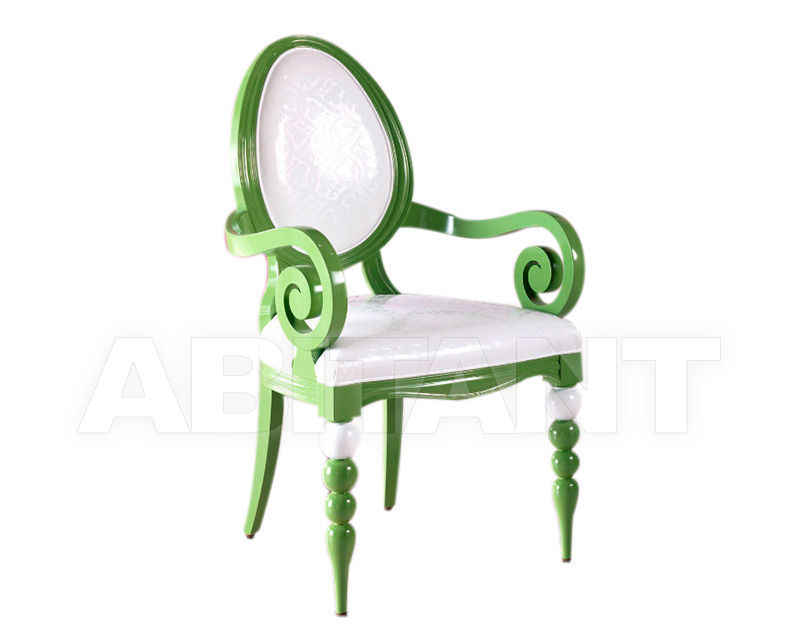 Купить Стул с подлокотниками BS Chairs S.r.l. Giotto 3316/A