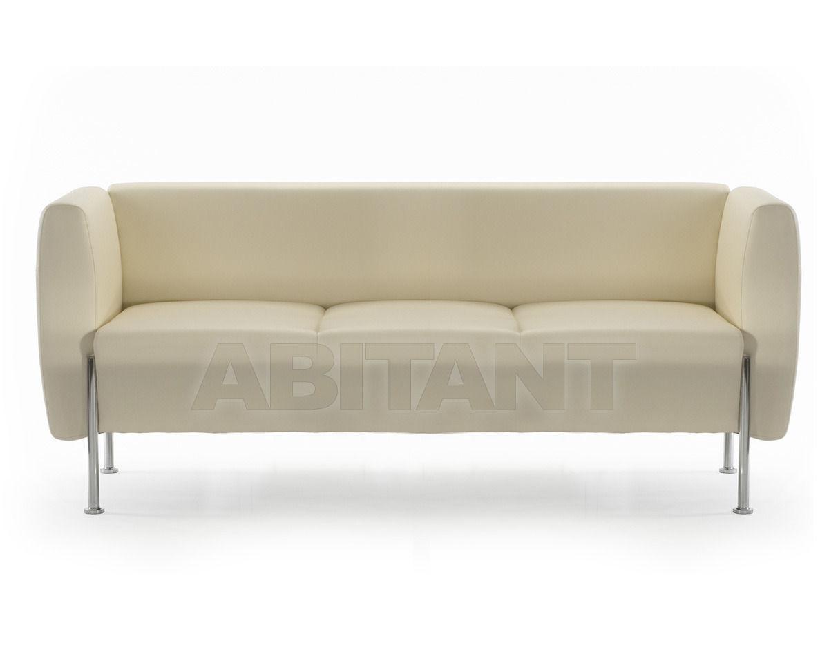 Купить Диван ALEA Rossin Srl Contract ALE3-AA-180-0 white