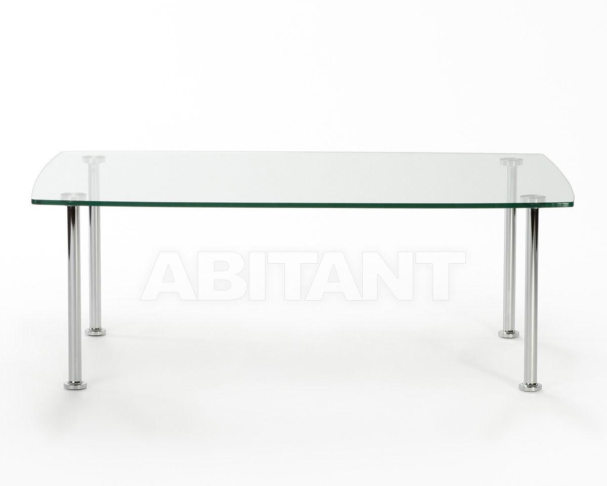 Купить Столик журнальный ALEA Rossin Srl Contract ALE9-GL-105-0