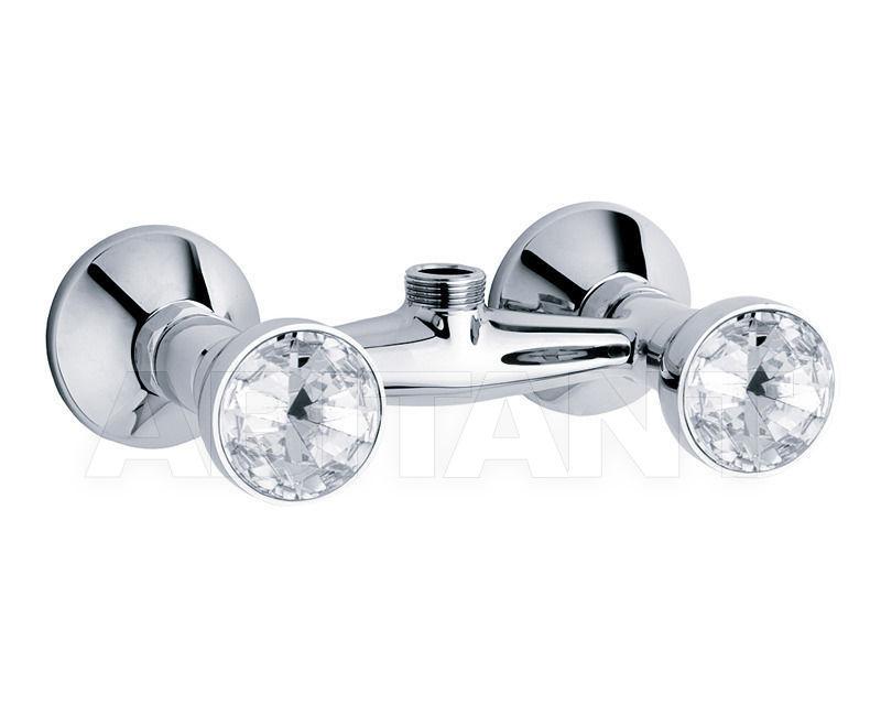 Купить Смеситель настенный Joerger Palazzo Crystal 605.20.210