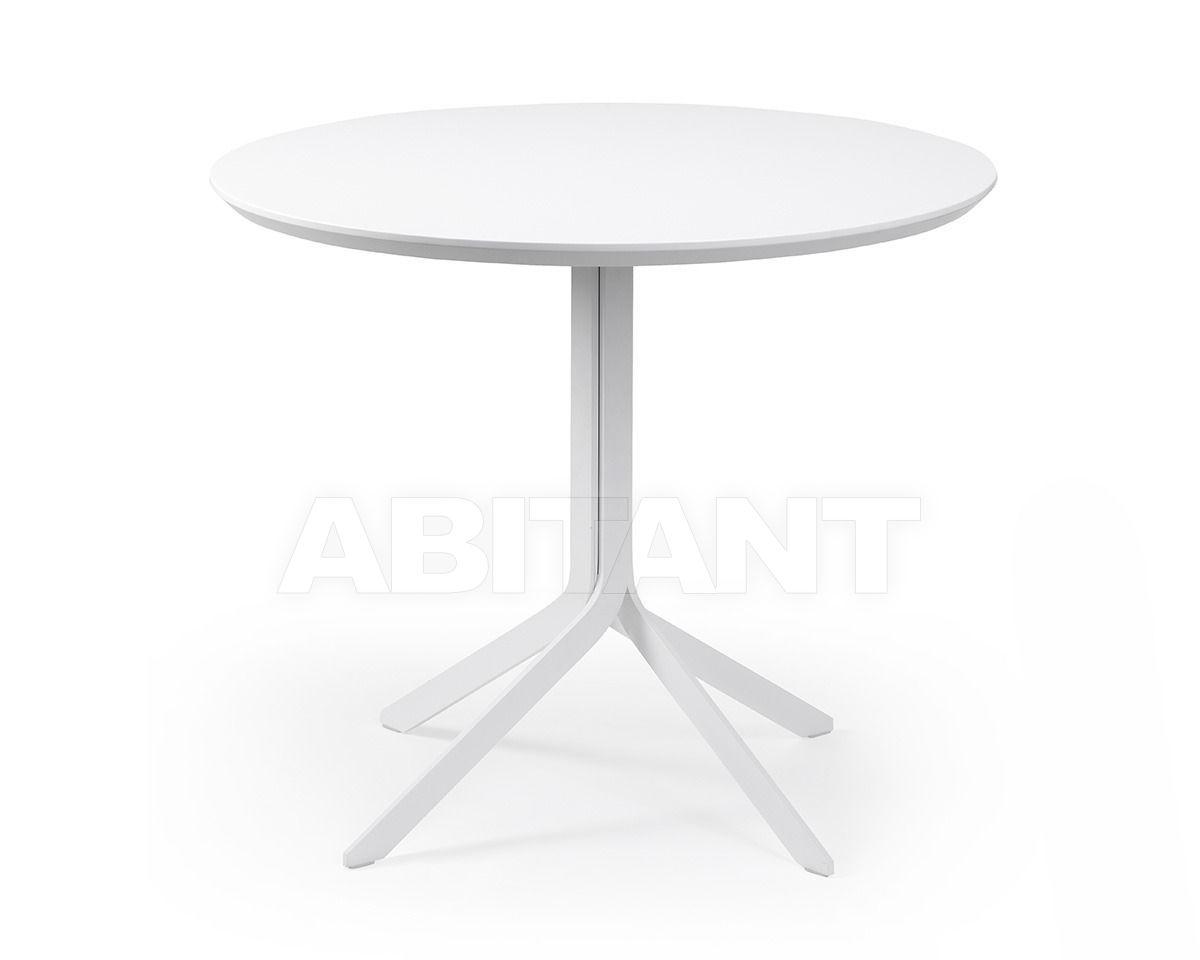 Купить Столик кофейный TONIC METAL Rossin Srl Contract TON9-HO-090-1