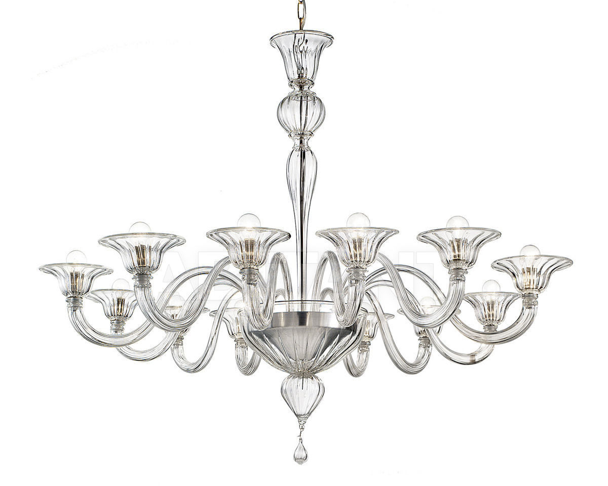 Купить Люстра Glass&Glass 2013 27055/12
