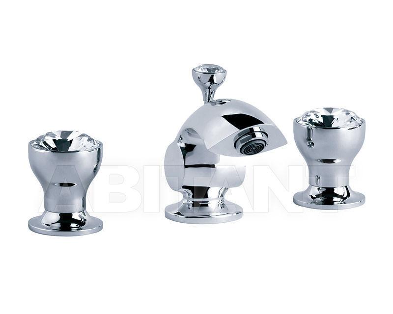 Купить Смеситель для раковины Joerger Palazzo Crystal 605.30.200